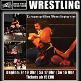 wXw Wrestling turnier oberhausen