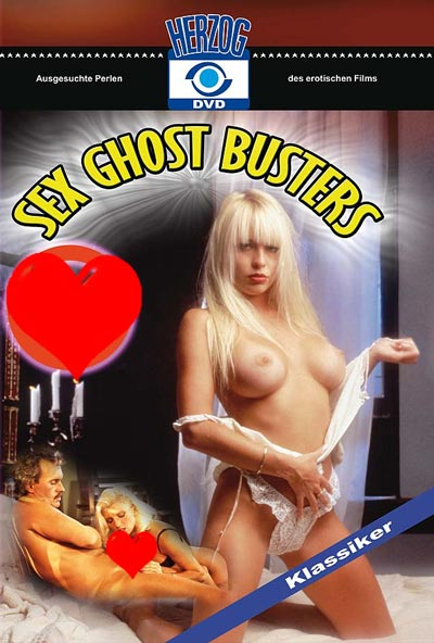 Sex Ghost Busters DVD Cover