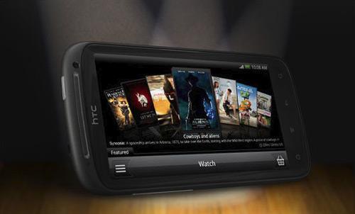HTC Sensation Bild