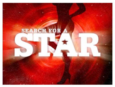 Search of a Star Logo