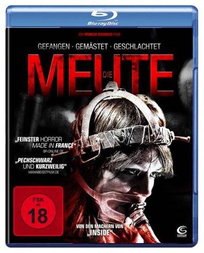 Die Meute Blu-ray Cover