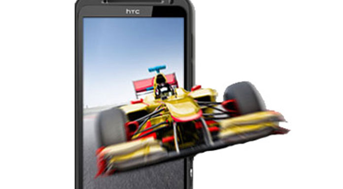 HTC EVO 3D für mobiles Multimedia Entertainment mit 3D