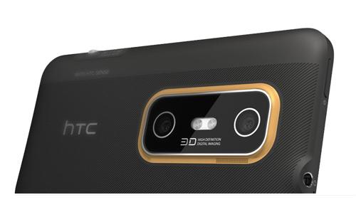 HTC Evo 3d Bild