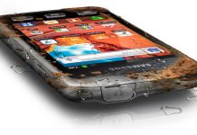 Samsung Galaxy Xcover Bild