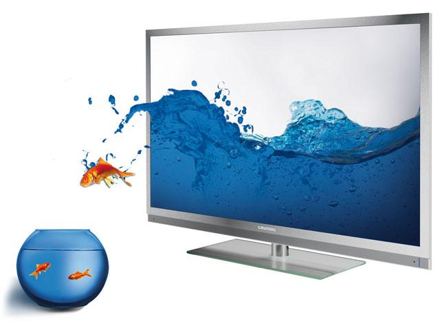 Grundig 3D TV