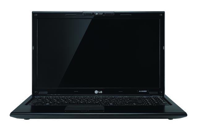 LG A530 Notebook Foto