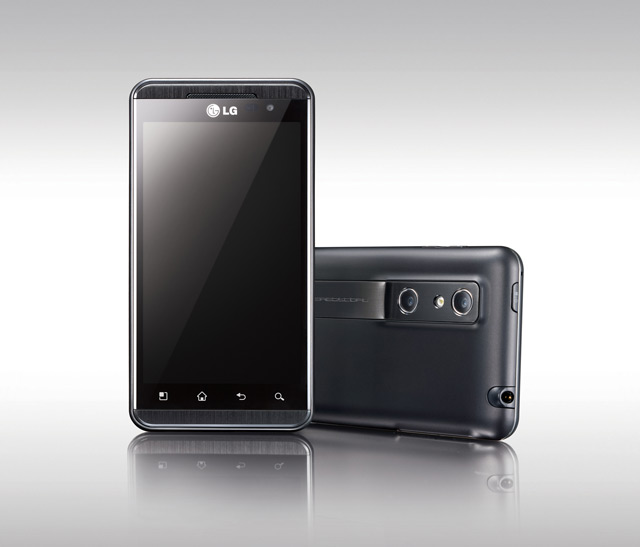 LG Optimus 3D Foto