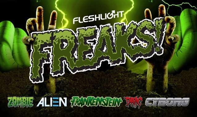 Fleshlight Freaks