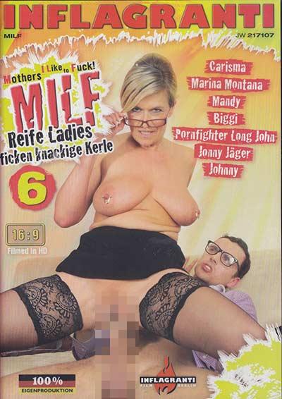 MILF 6 DVD Cover