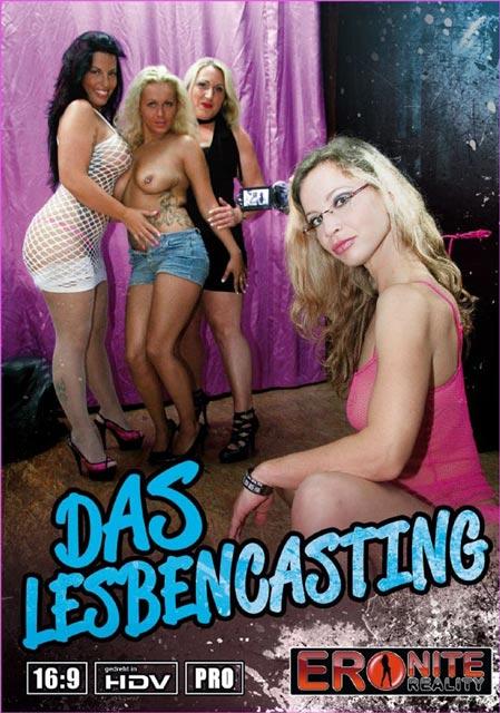 Das Lesbencasting DVD Cover