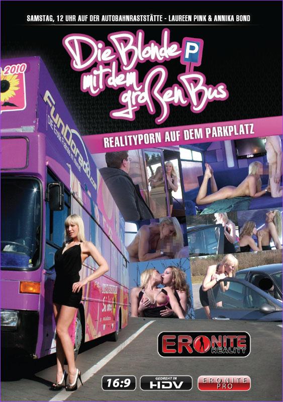 Die Blonde mit dem grossen Bus DVD Cover