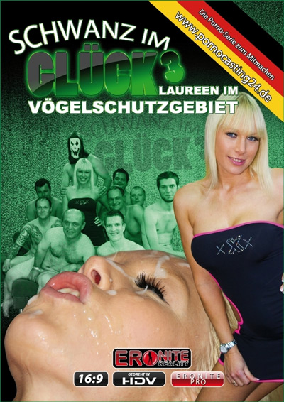 Schwanz im Glück 3 - Laureen im Vögelschutzgebiet DVD Cover Bild