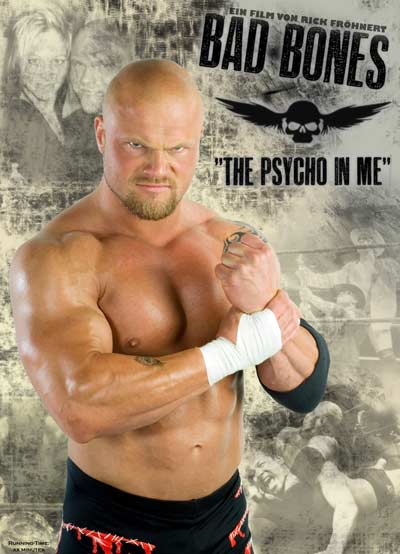 Bad Bones: The Psycho in me DVD Cover