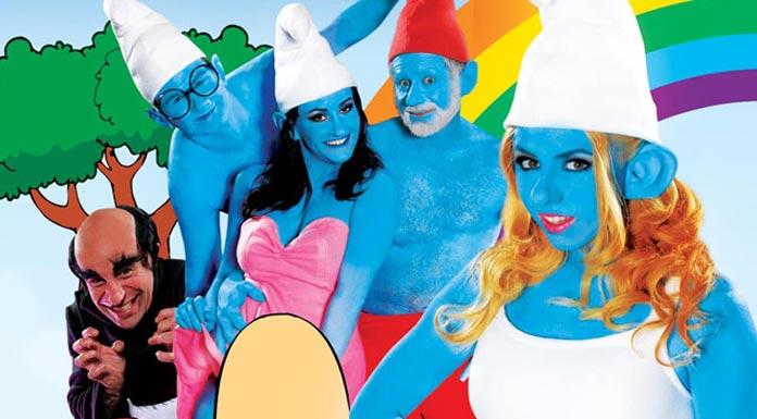 Mit This ain't Smurfs XXX präsentiert Hustler Video seine neuste Porno-Parodie in 3D