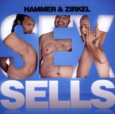 Hammer und Zirkel Sex Sells CD Cover