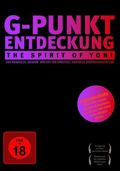 G-Punkt Entdeckung DVD Cover