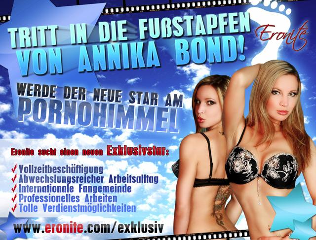 Eronite Casting Flyer Bild