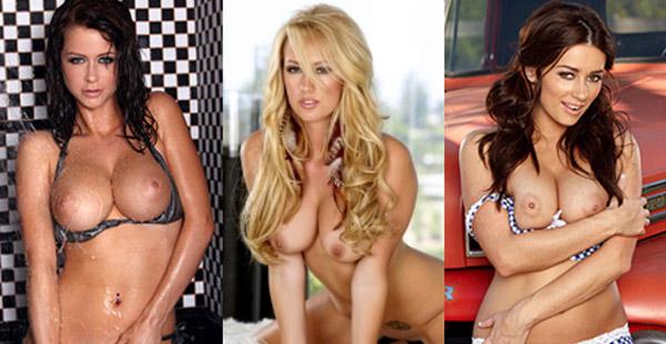 Twistys Girls Trio