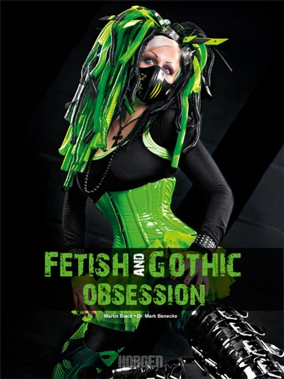 Fetish and Gothic Obsession Buch Cover