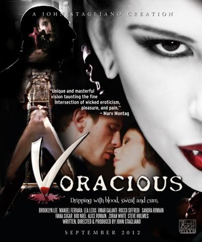 Voracious DVD Cover
