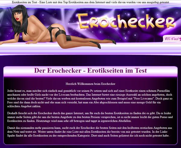 Erochecker Screenshot