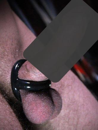 SportFucker Cockringe schwarz Bild 1
