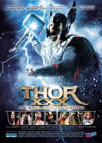 Thor XXX Axel Braun Vivid Parody
