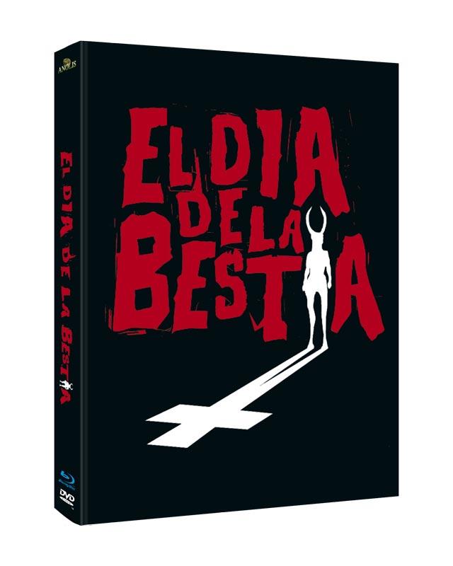 El-Dia-De-La-Bestia Cover-A Pack