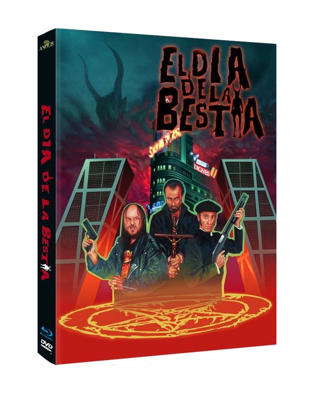 El-Dia-De-La-Bestia Cover-B Pack