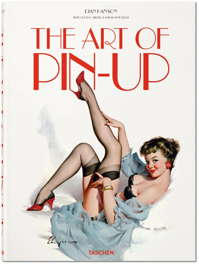 The-Art-of-Pin-Up-buch-cover-taschen