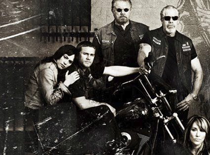 Sons of Anarchy Artwork 1 (FX)