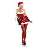 Weihnachtsfeier mit Webcam Girls Bild