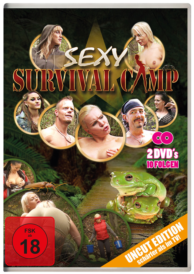 Sexy Survival Camp DVD Cover