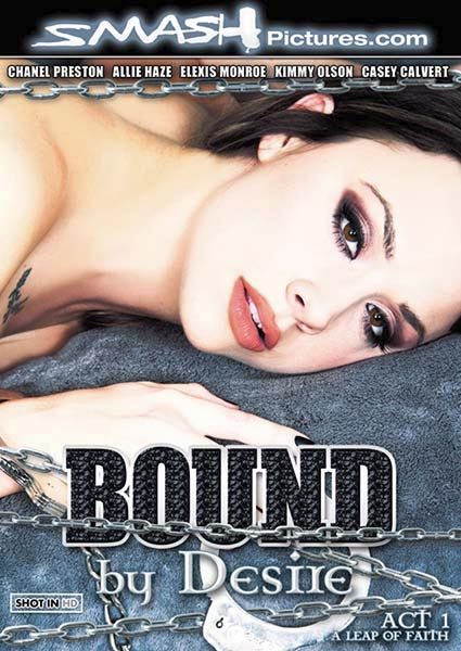 Bound by Desire DVD Cover