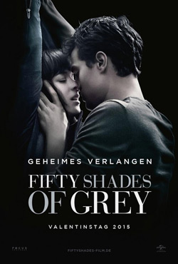 Fifty Shades of Grey Filmplakat