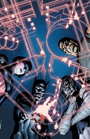 Futures End DC Comics Band 1 Bild