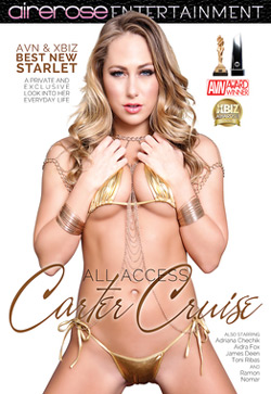 All Access Carter Cruise Airerose Entertainment