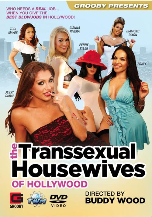 Transsexual Housewives of Hollywood DVD Best Cover