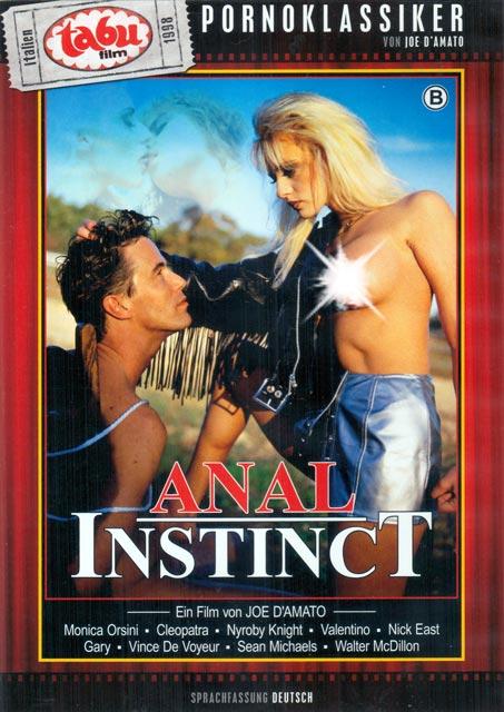 Anal Instinct DVD Tabu Film soft