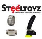 Cockringe und Penisringe von Steeltoyz