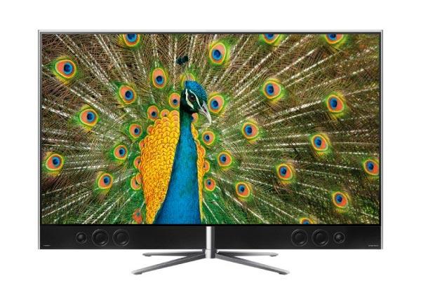 Thomson TV Modell 55UA9806 Bild 1