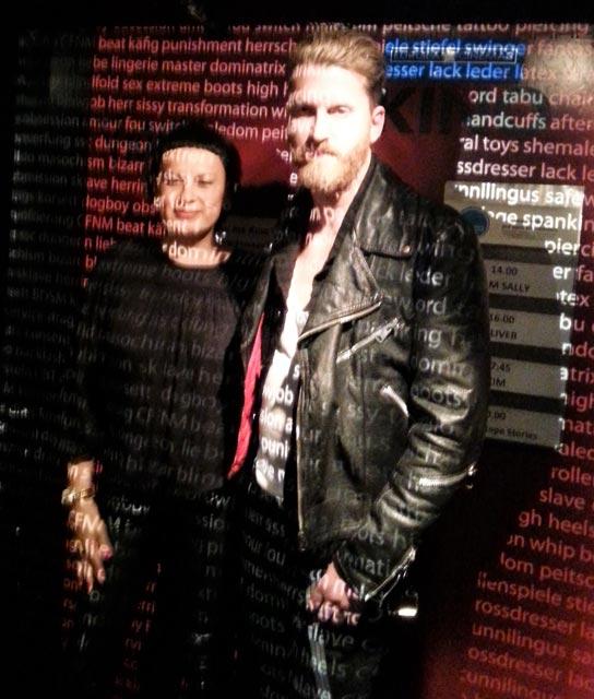 8 Fetisch Film Festival mit Allison Chanic und Tobias Rydin