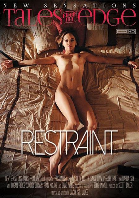 The RESTRAINT DVD Cover New Sensations