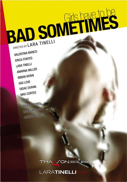 Bad Sometimes Thagson DVD Cover