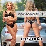 Anikka Albrite Fleshlight Girl