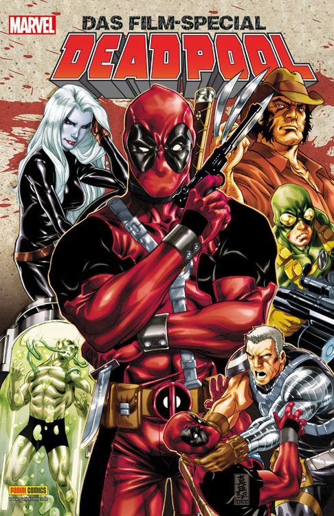 Deadpool Film Special Comic