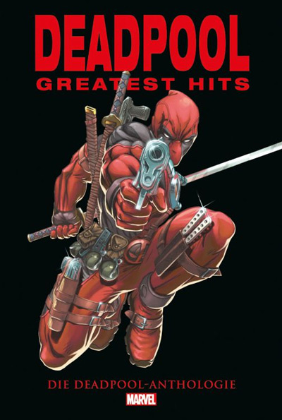 Deadpool Greatest Hits Comic