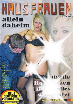 Hausfrauen Allein Daheim DVD Cover