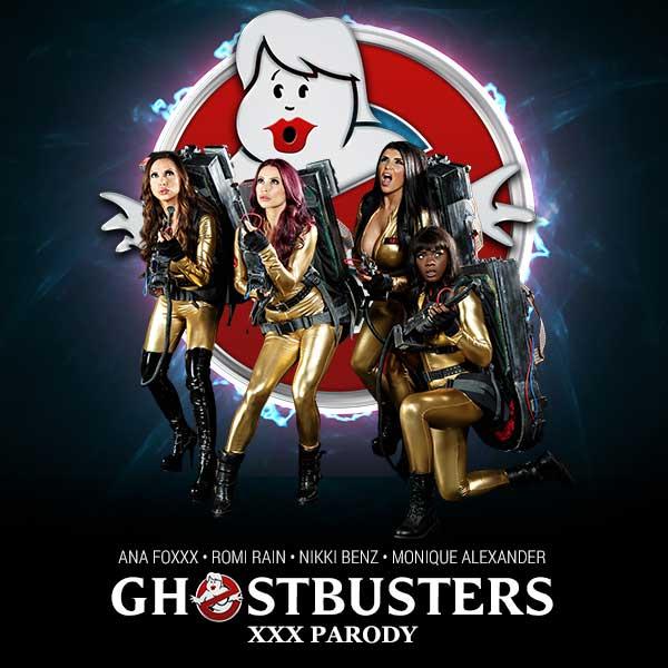 Ghostbusters XXX SM