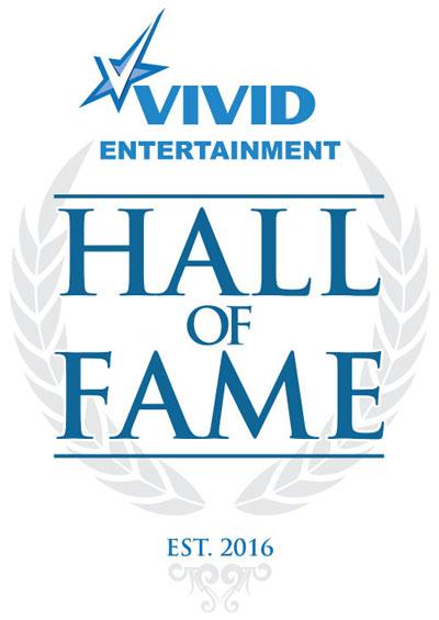 Vivid Hall of fame logo